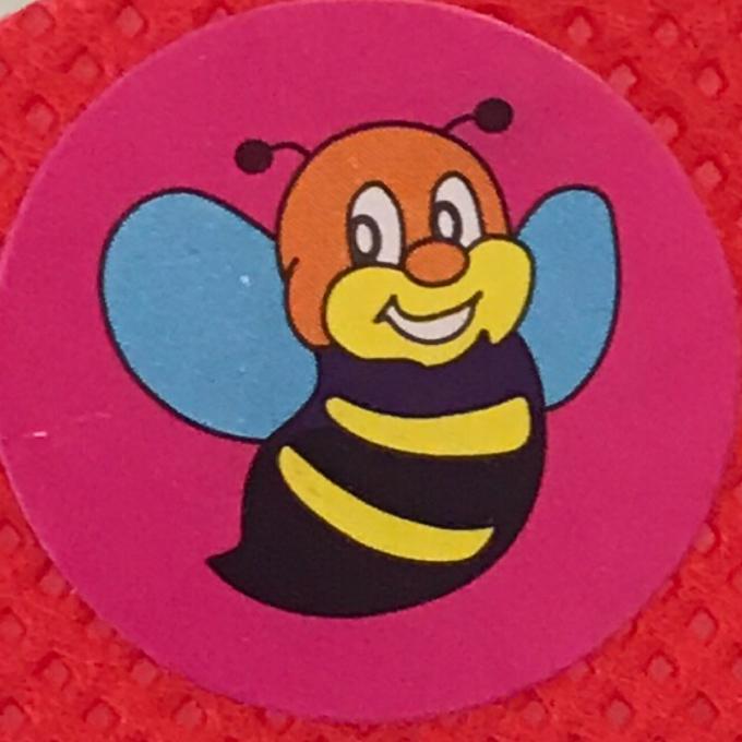 一只勤劳的小蜜蜂
