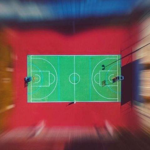 中国篮球观光团
