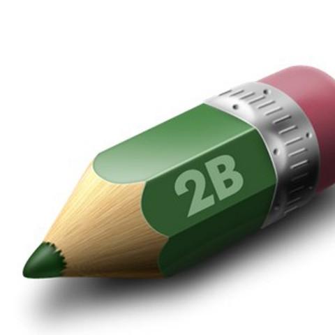 2b灬铅笔