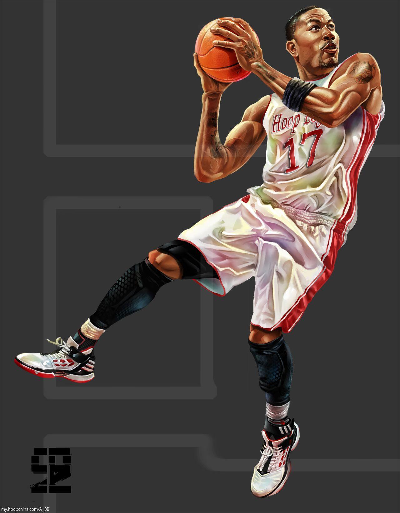 热比亚照片_NBA球星漫画 - Image130