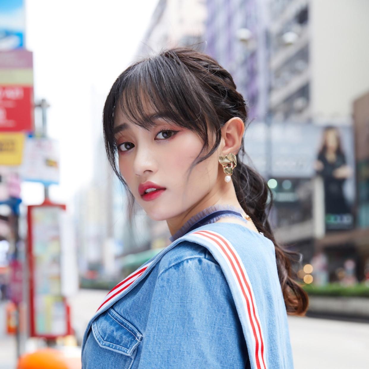 SNH48成员黄婷婷