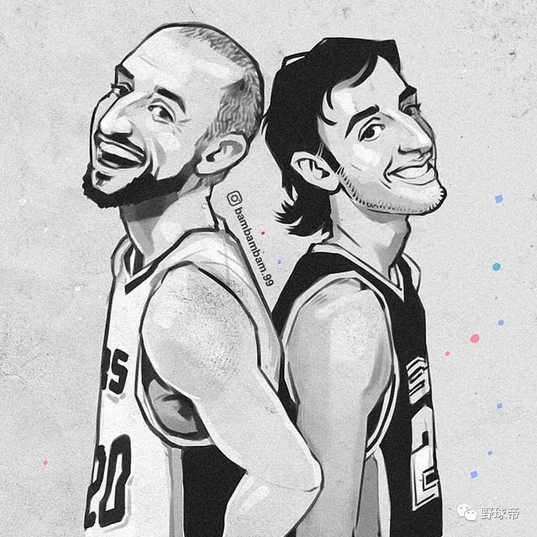 Spurs灬Ning