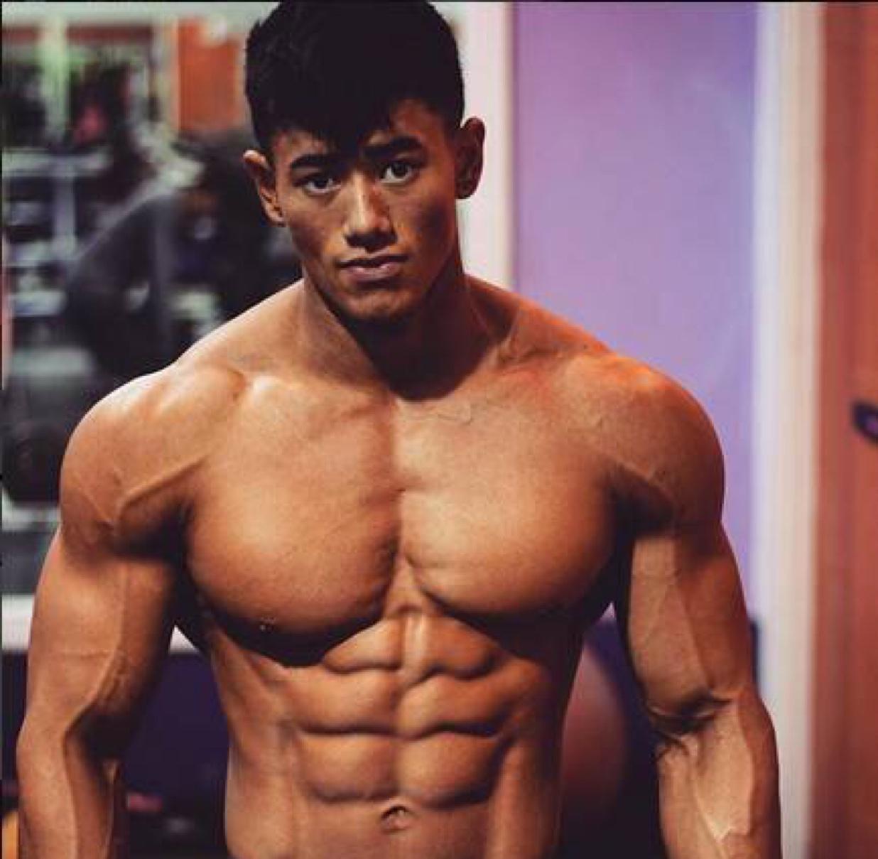 我这是死肌肉