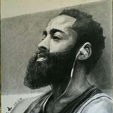 篮球界的毕加索