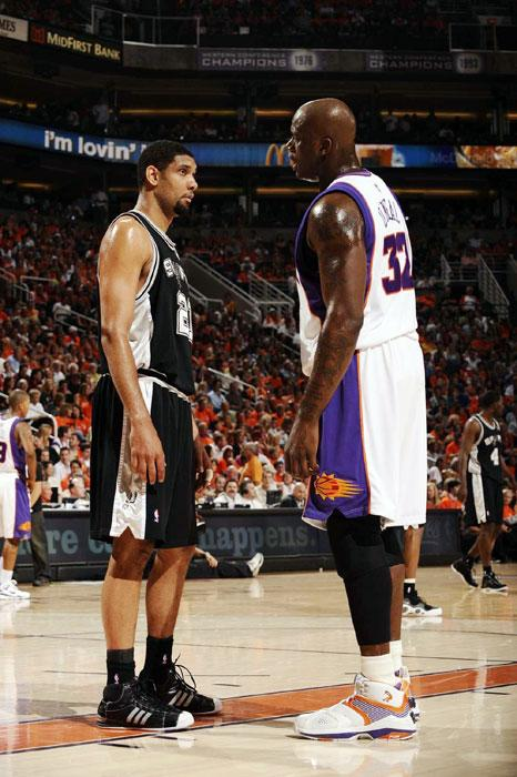 These Kind Of Pictures Always Remind Me How Damn Huge Shaq