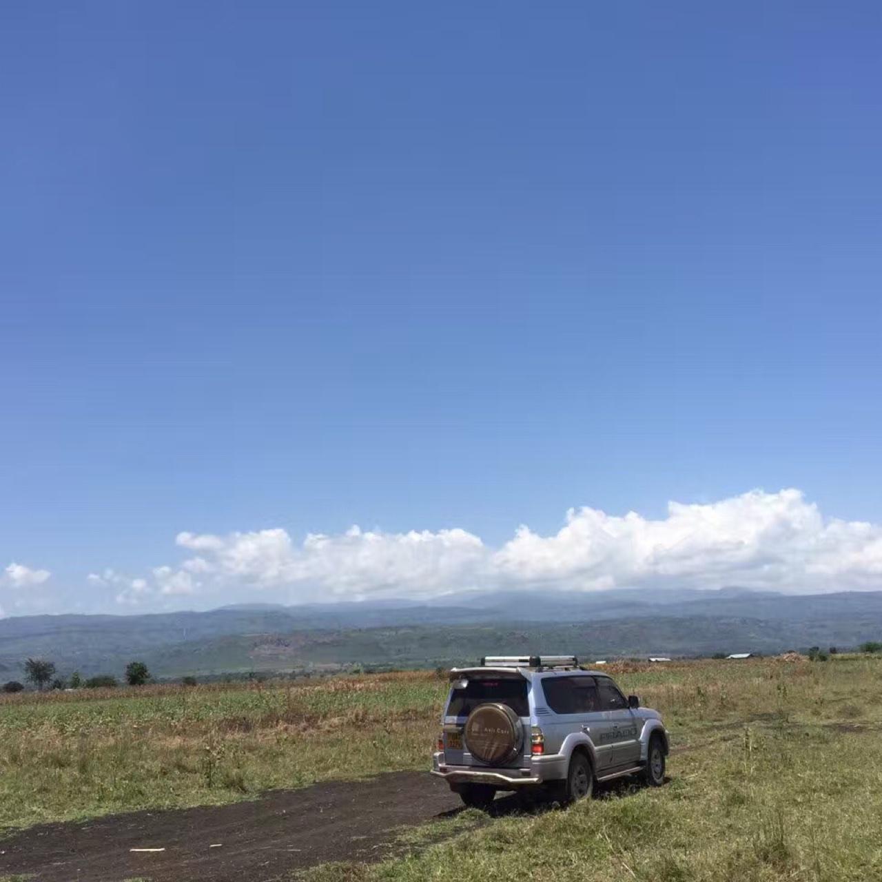 我在乌干达