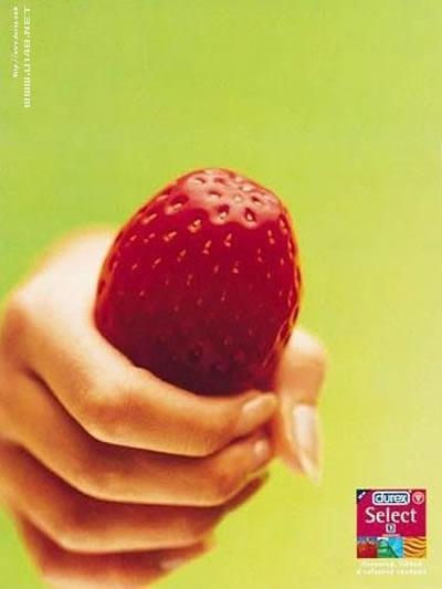 草莓官方网站_杜蕾斯经典广告全解读—虎扑娱乐图片中心