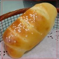 我爱吃面包