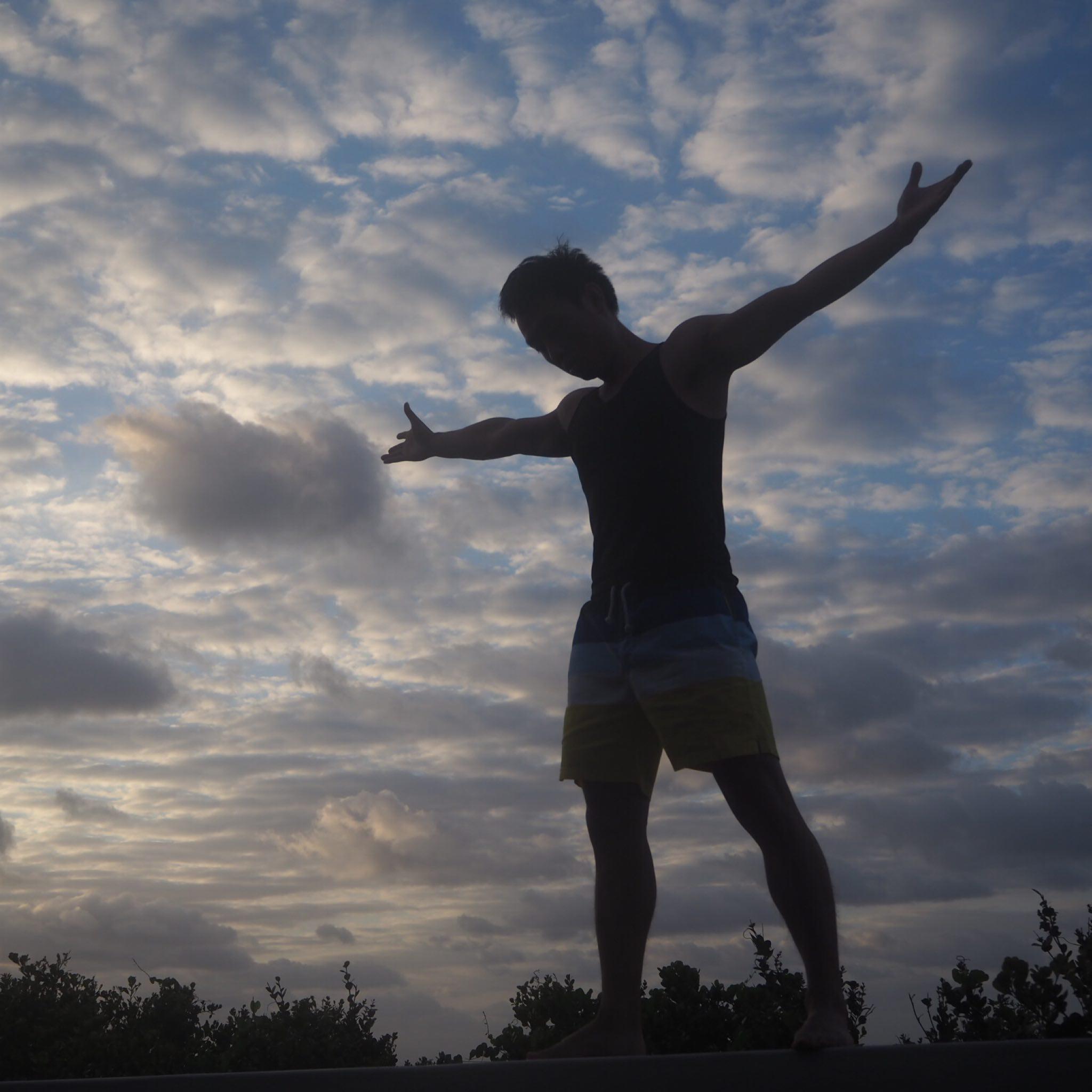 Caribe海风天空
