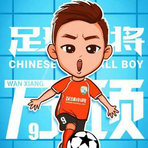 中国足球小将万项