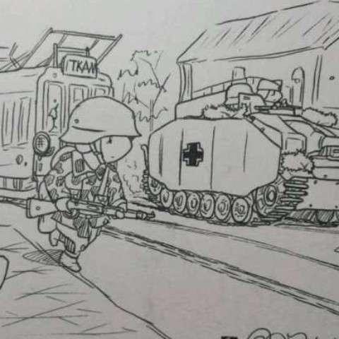 kuroro军曹