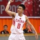 中国男篮球员郭艾伦